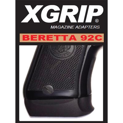 XGrip Beretta 92FS Compact XGrip XGBR92C